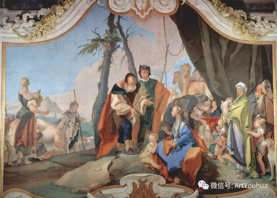 No.27 提埃坡罗 | 最负盛名的壁画名家插图18