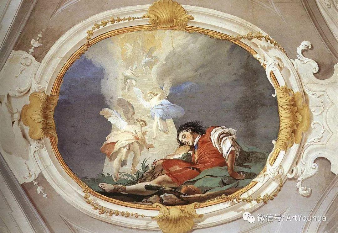 No.27 提埃坡罗 | 最负盛名的壁画名家插图22