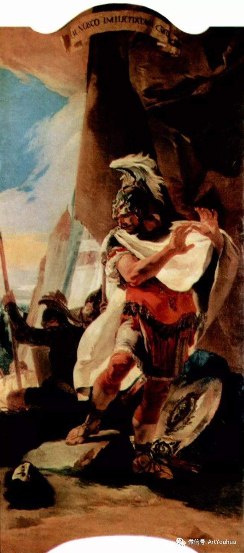 No.27 提埃坡罗 | 最负盛名的壁画名家插图27