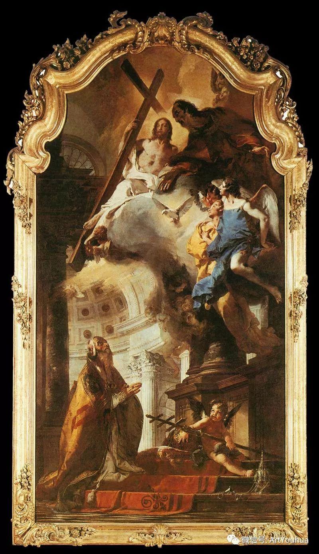 No.27 提埃坡罗 | 最负盛名的壁画名家插图39