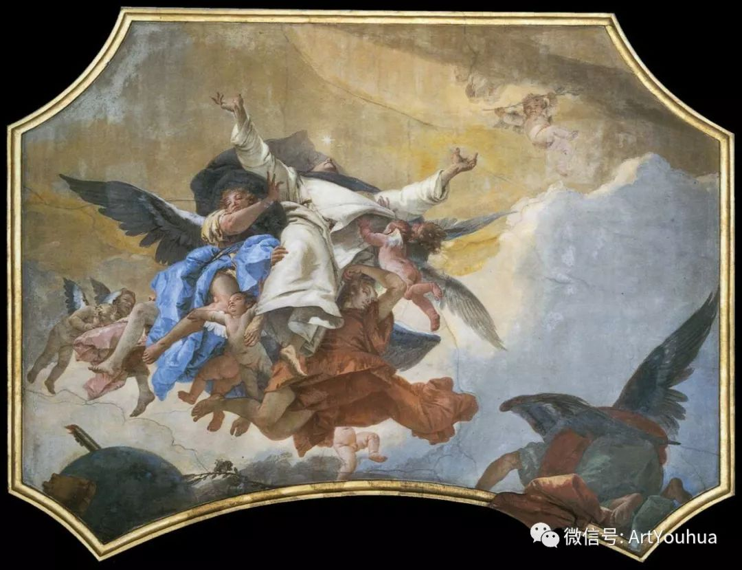 No.27 提埃坡罗 | 最负盛名的壁画名家插图41