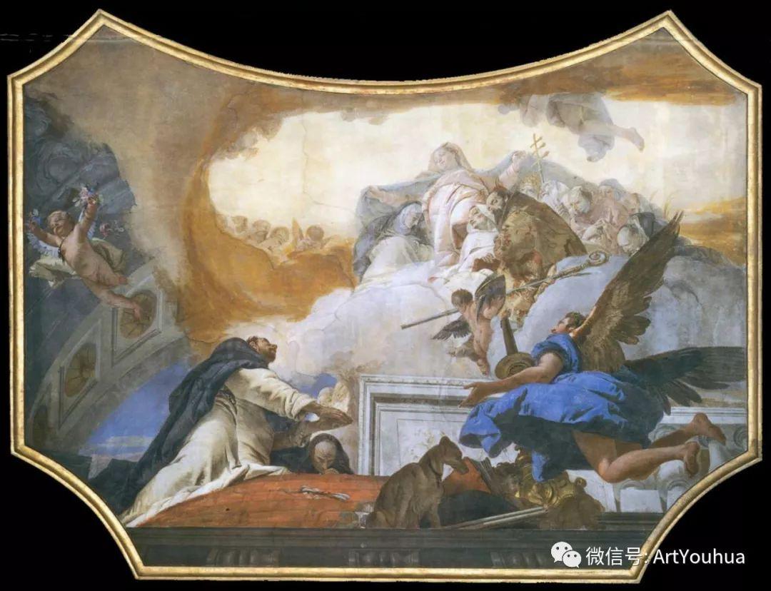No.27 提埃坡罗 | 最负盛名的壁画名家插图43