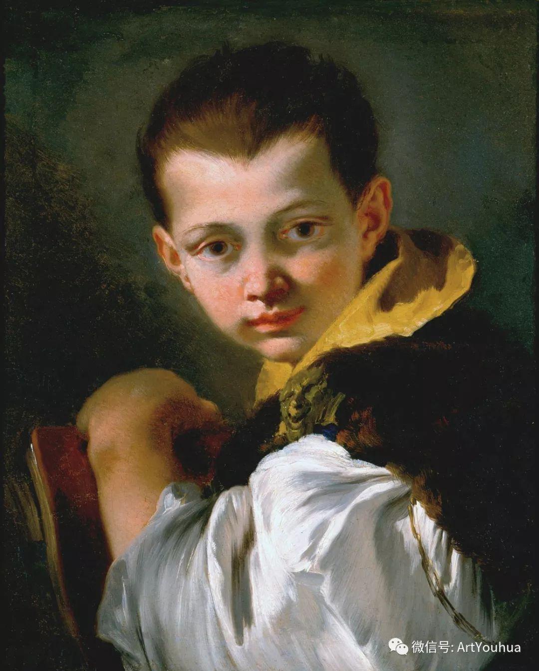 No.27 提埃坡罗 | 最负盛名的壁画名家插图70