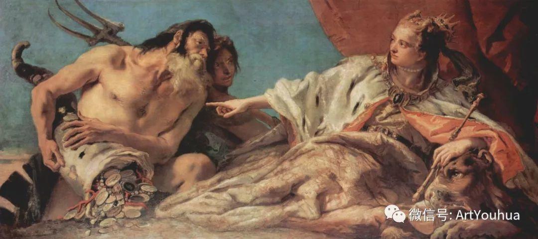 No.27 提埃坡罗 | 最负盛名的壁画名家插图74