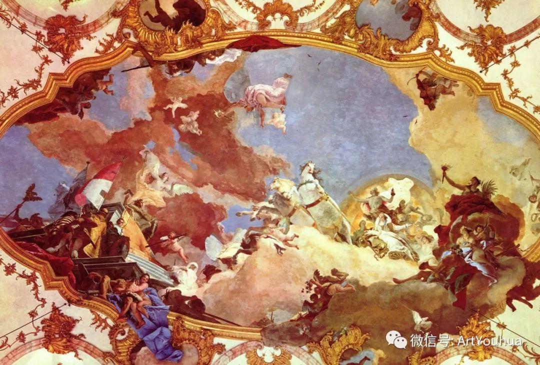 No.27 提埃坡罗 | 最负盛名的壁画名家插图85