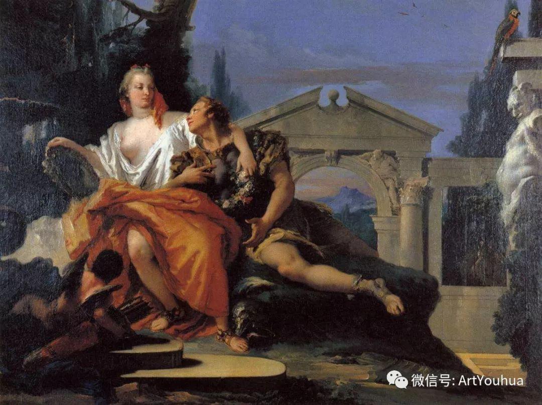 No.27 提埃坡罗 | 最负盛名的壁画名家插图87