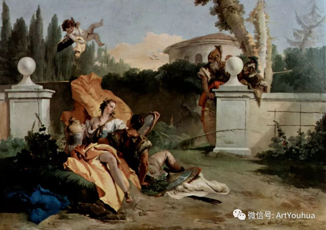 No.27 提埃坡罗 | 最负盛名的壁画名家插图90