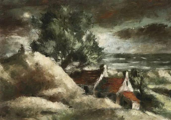 比利时画家Frans Masereel插图5