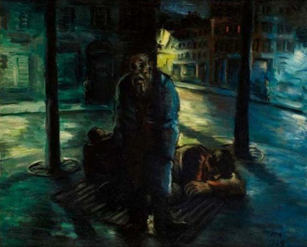 比利时画家Frans Masereel插图7