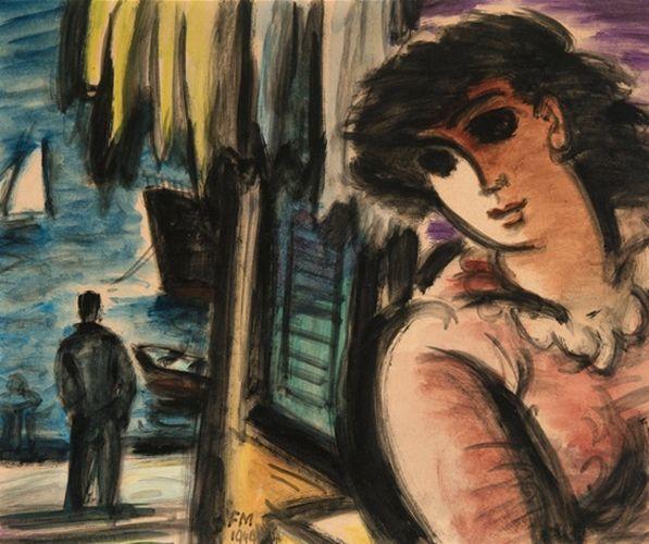比利时画家Frans Masereel插图11