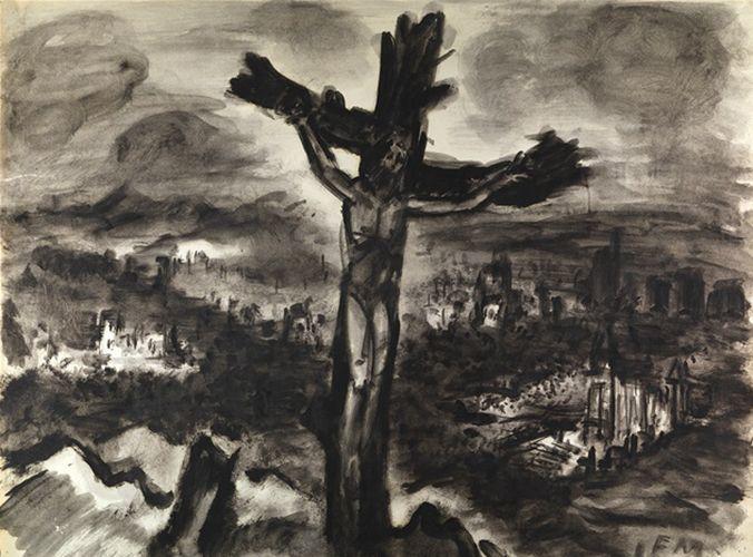 比利时画家Frans Masereel插图13