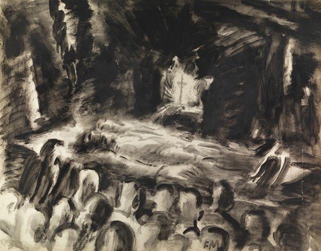 比利时画家Frans Masereel插图14