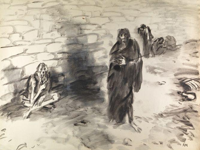 比利时画家Frans Masereel插图15