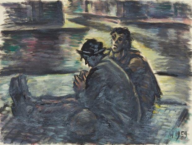 比利时画家Frans Masereel插图19