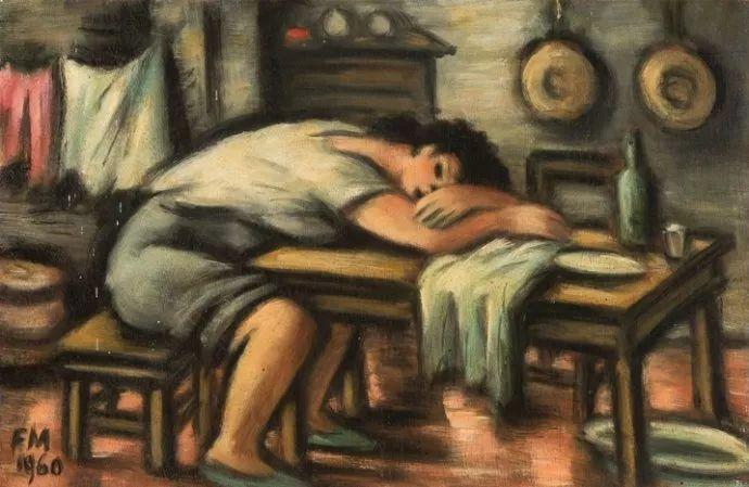 比利时画家Frans Masereel插图20