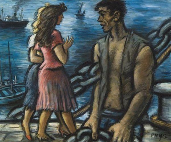 比利时画家Frans Masereel插图21