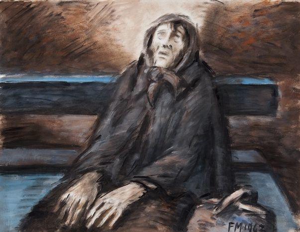比利时画家Frans Masereel插图23