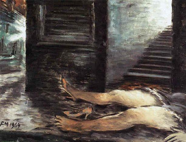 比利时画家Frans Masereel插图24