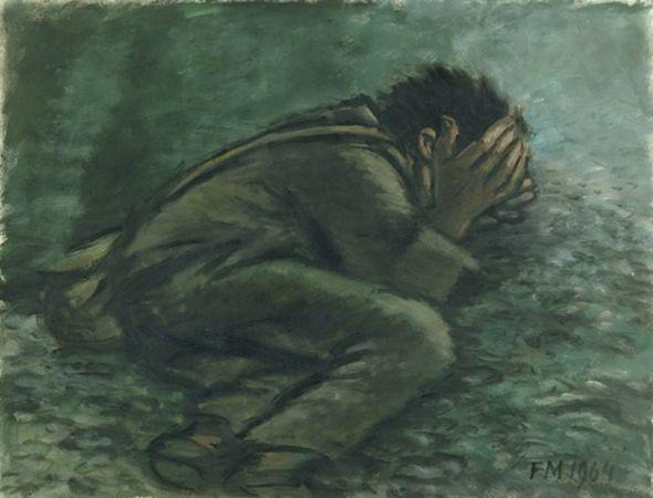 比利时画家Frans Masereel插图25