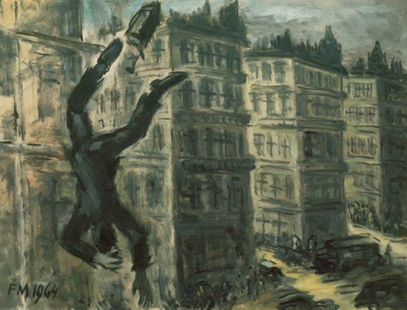 比利时画家Frans Masereel插图26