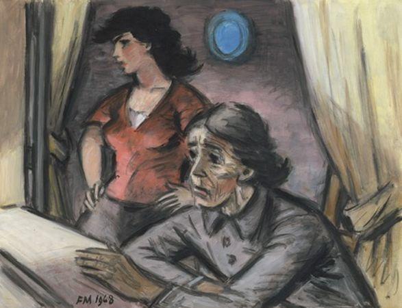 比利时画家Frans Masereel插图27