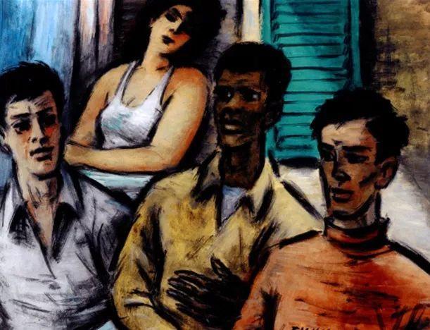 比利时画家Frans Masereel插图28