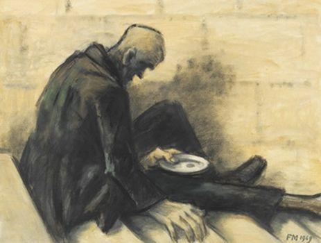 比利时画家Frans Masereel插图29
