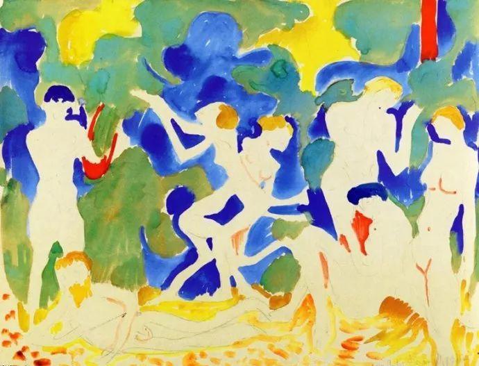 法国画家德朗   野兽派的先驱之一插图6