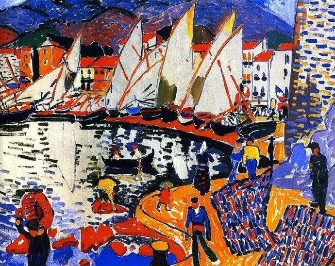 法国画家德朗   野兽派的先驱之一插图8