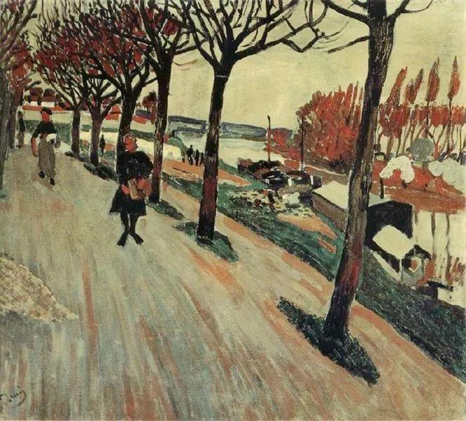 法国画家德朗   野兽派的先驱之一插图11