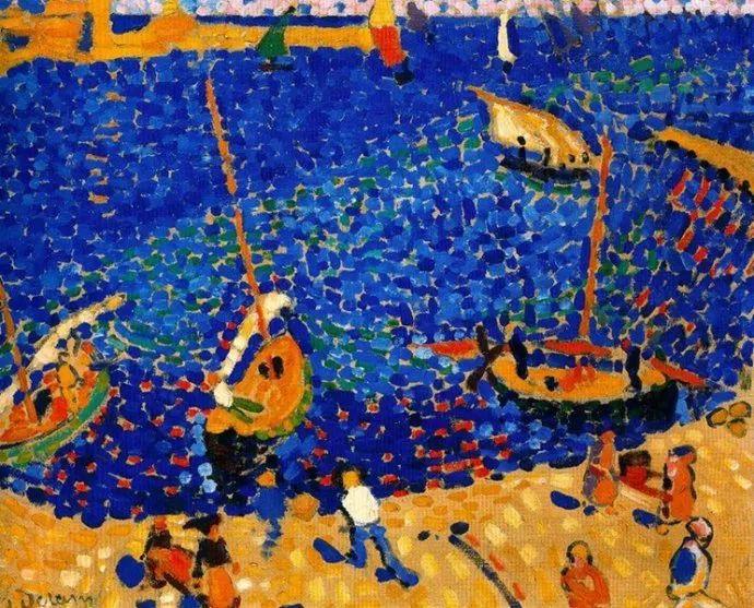 法国画家德朗   野兽派的先驱之一插图14