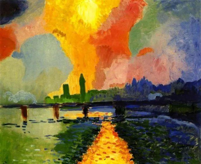 法国画家德朗   野兽派的先驱之一插图18