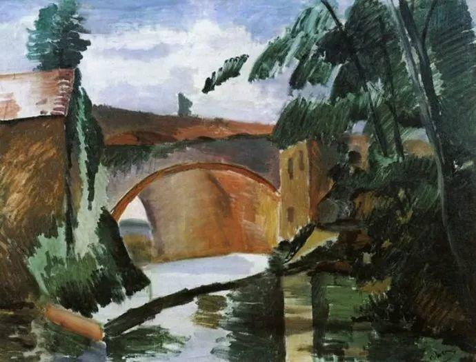 法国画家德朗   野兽派的先驱之一插图32