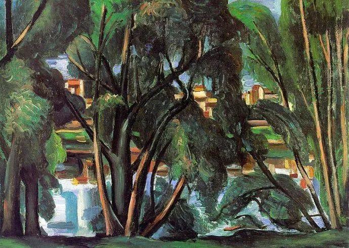 法国画家德朗   野兽派的先驱之一插图33