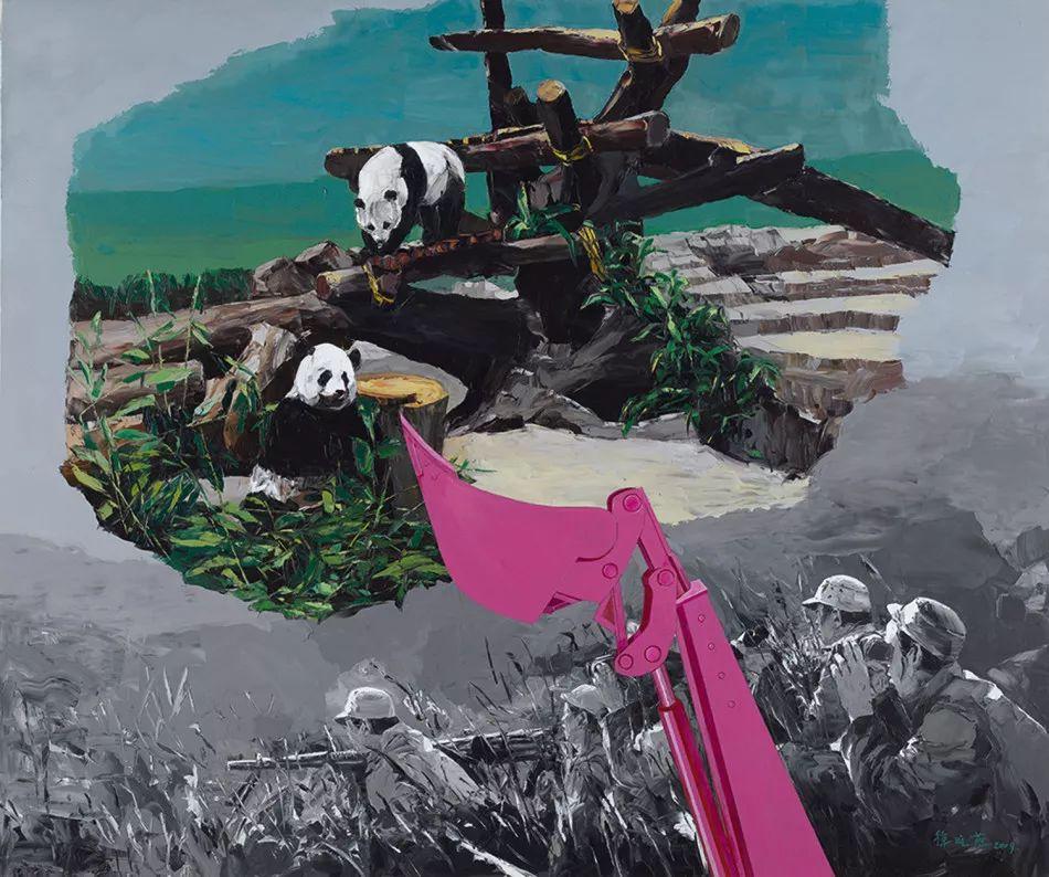浮世华光:徐晓燕绘画及她的时代插图12