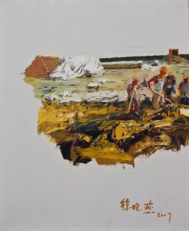 浮世华光:徐晓燕绘画及她的时代插图40