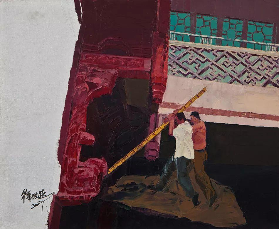 浮世华光:徐晓燕绘画及她的时代插图44