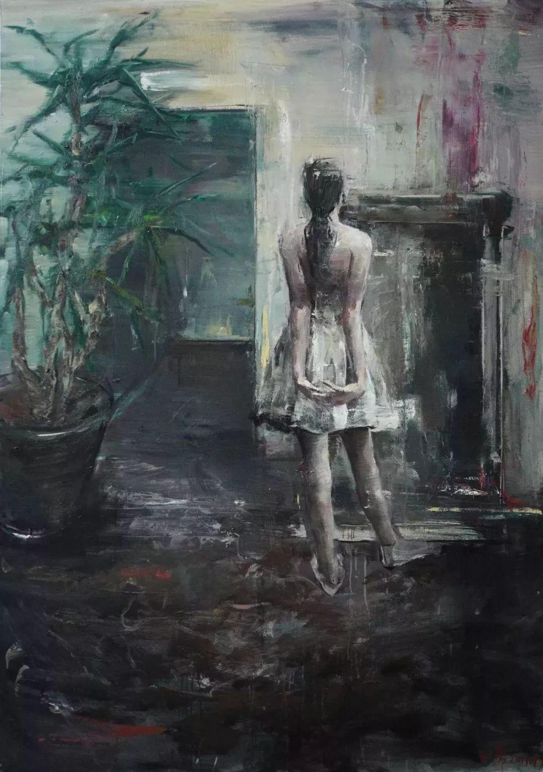 很难想到这作品出自一位清瘦高挑的美女艺术家之手插图41