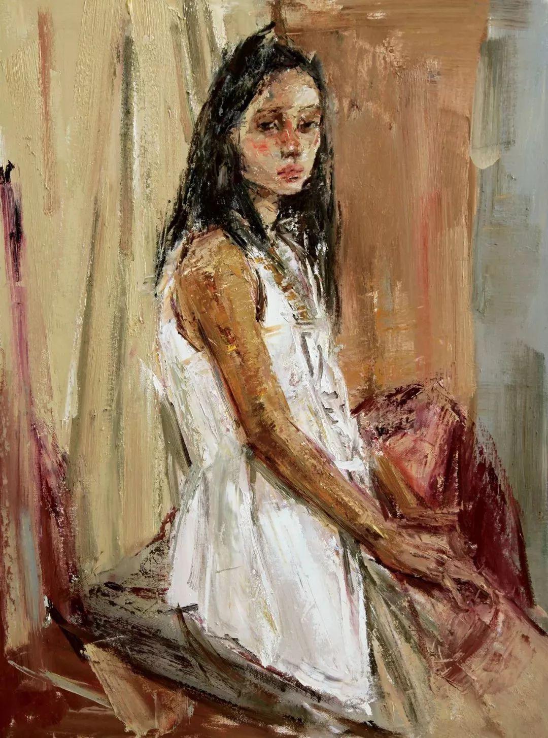 很难想到这作品出自一位清瘦高挑的美女艺术家之手插图48