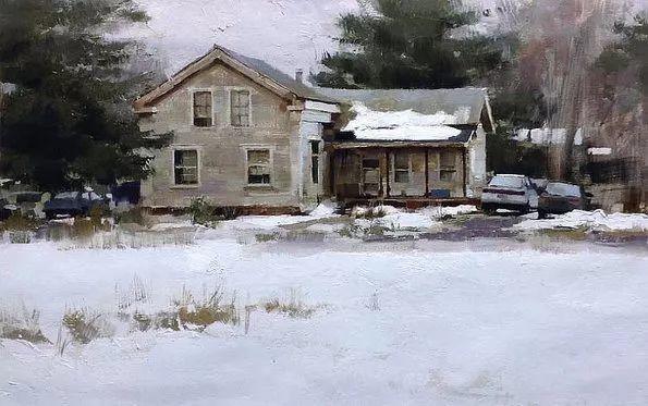 大自然是最好的老师 美国画家Mark Boedges插图5