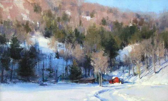 大自然是最好的老师 美国画家Mark Boedges插图35