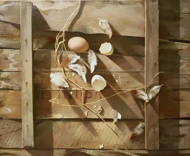 中国式静物油画——刘影钊插图5