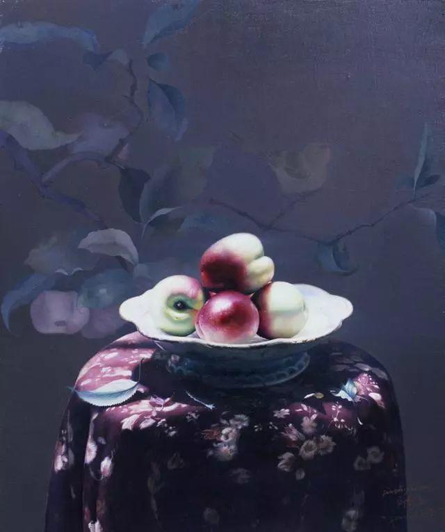 中国式静物油画——刘影钊插图21