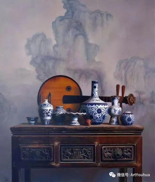 中国式静物油画——刘影钊插图25