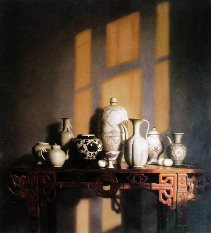 中国式静物油画——刘影钊插图43