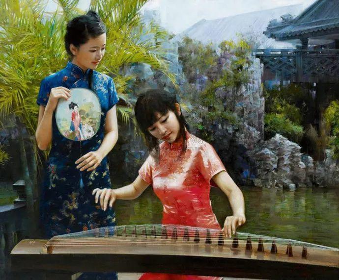 中国式静物油画——刘影钊插图61