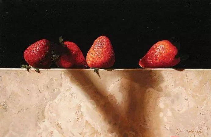 中国式静物油画——刘影钊插图99