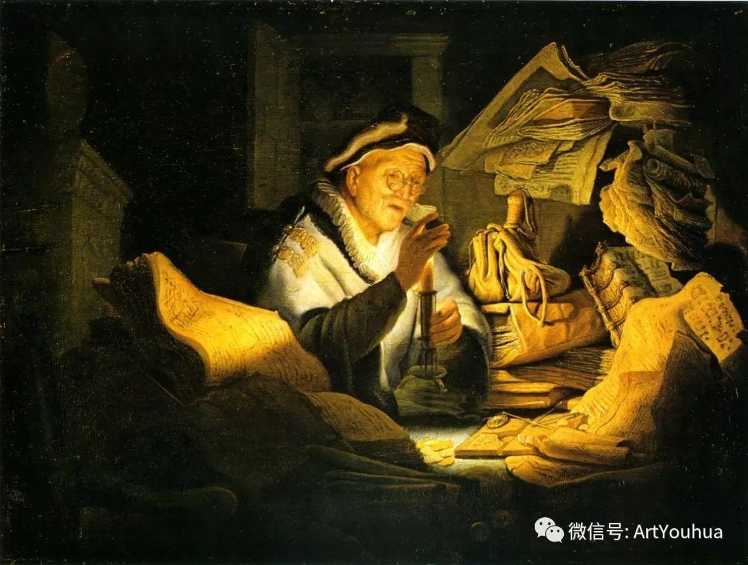 No.24 伦勃朗 | 17世纪欧洲最伟大的画家之一插图3