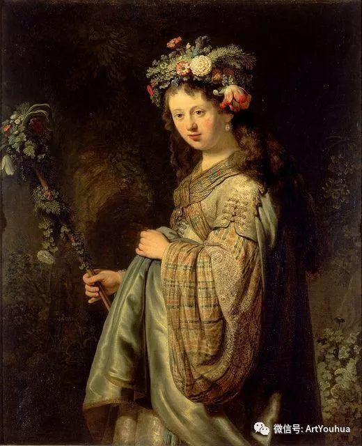No.24 伦勃朗 | 17世纪欧洲最伟大的画家之一插图4