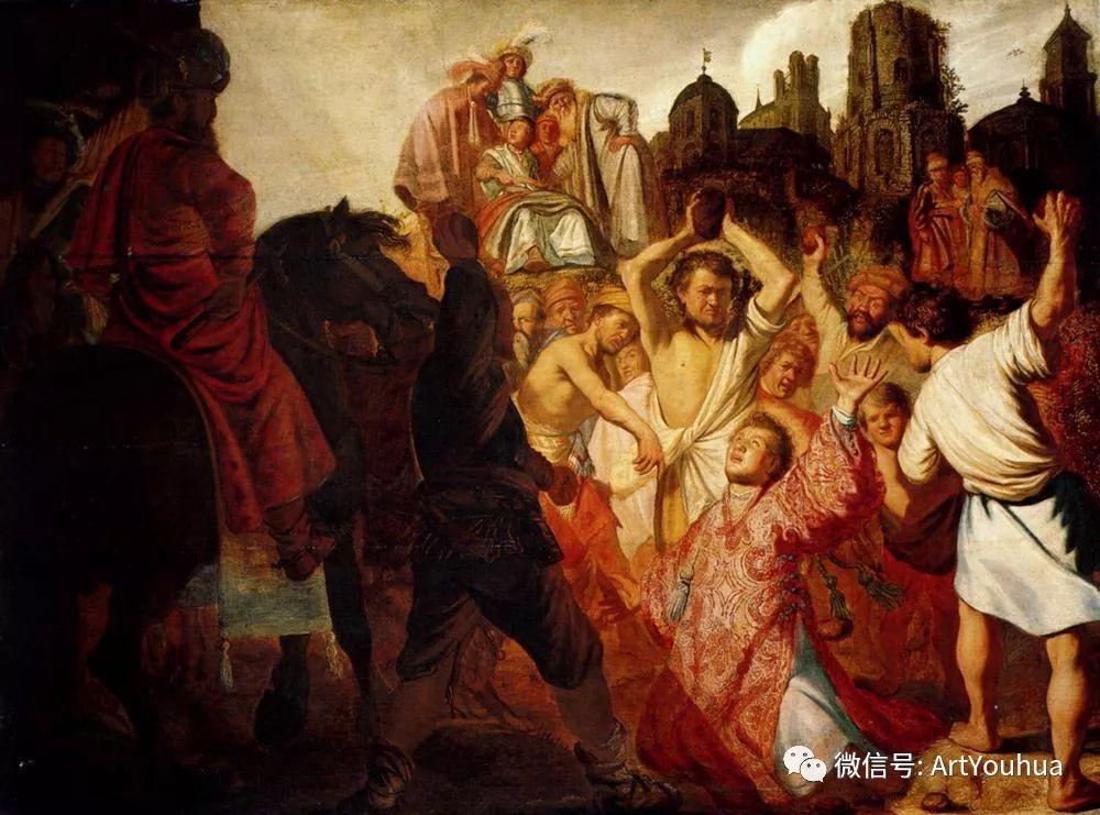 No.24 伦勃朗 | 17世纪欧洲最伟大的画家之一插图5